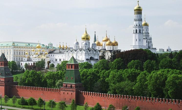 Отсега и завинаги: Москва - Трети Рим