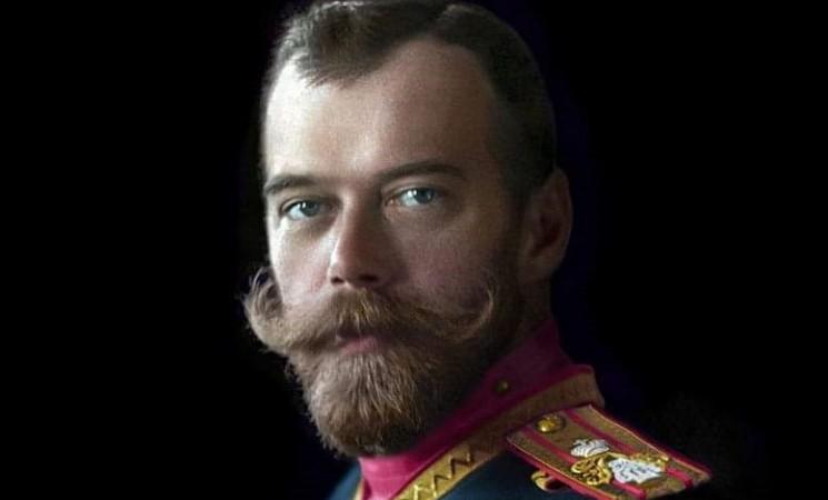 Биография на император Николай II
