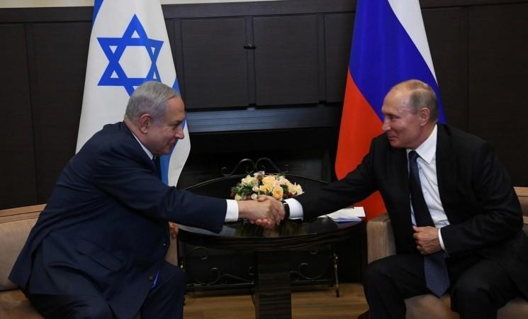 Путин и Нетаняху ускоряват създаването на зона за свободна търговия межу Израел и Евразийския съюз