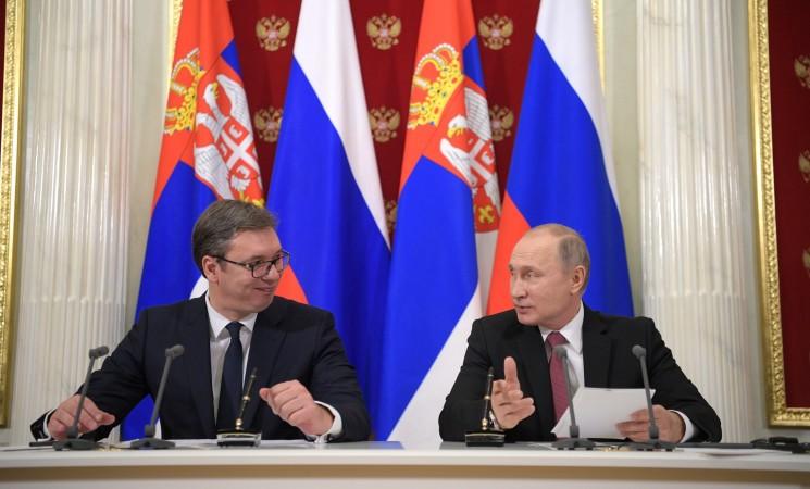 """Путин предложи друг път за """"Турски поток"""" заради забавянето от страна на България"""