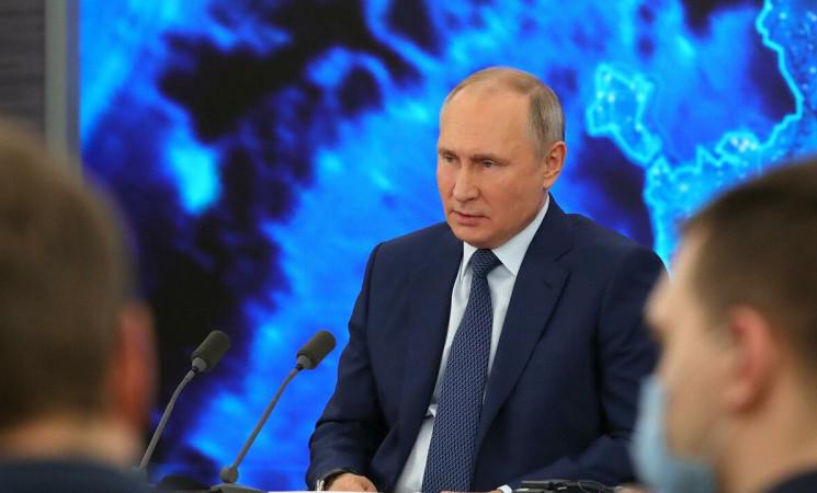 Главните цитати от голямата пресконференция на Владимир Путин