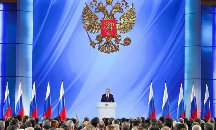 Главните заявления на Владимир Путин пред Федералното събрание на Руската Федерация