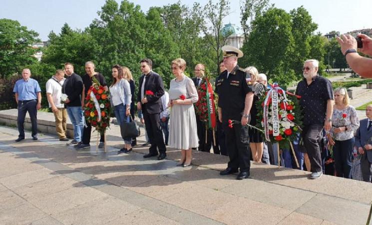 Ден на паметта и скръбта в България