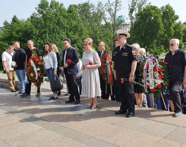 День памяти и скорби в Болгарии