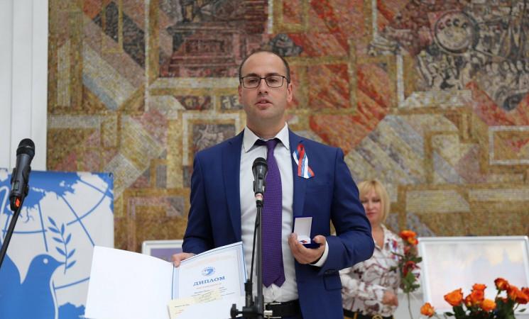 """Награди на Федералната агенция на Руската Федерация """"Россътрудничество"""" бяха връчени в България"""