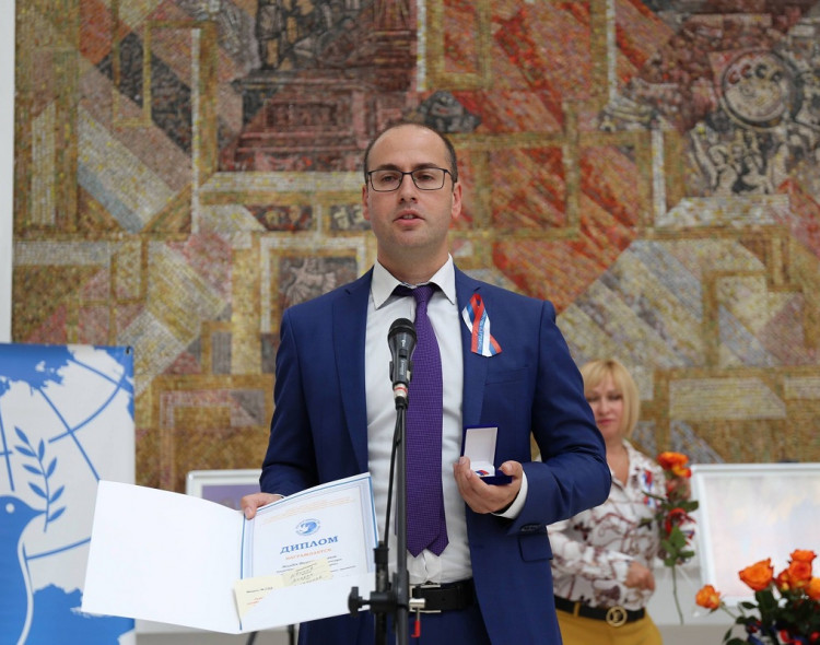 Награды Федерального агентства Россотрудничества вручены в Болгарии